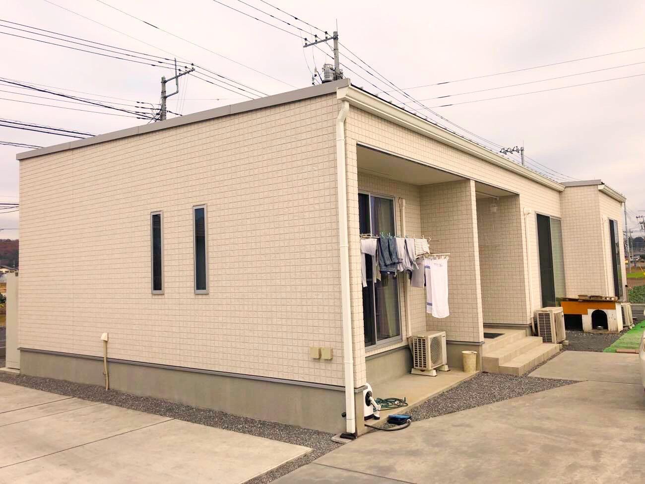 栃木市M様邸 1年点検