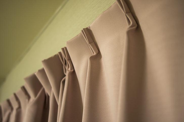 【暮らしの知識】カーテンを買い替えました。