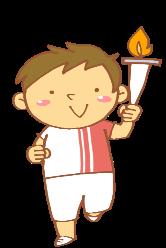 『東京オリンピック2020聖火リレー』栃木県!!