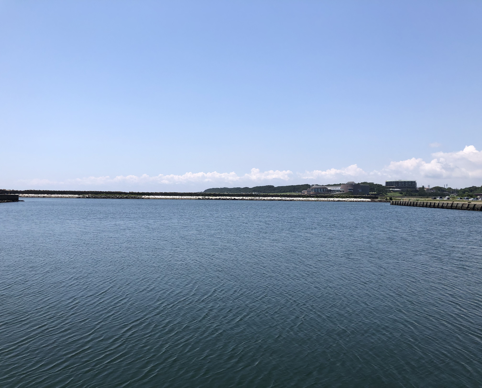 『防波堤釣り』へ