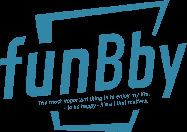 funBbyロゴ